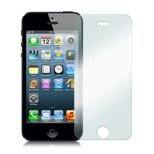 Premium Tempered Glass Screen Protector for iPhone 5 5S SE